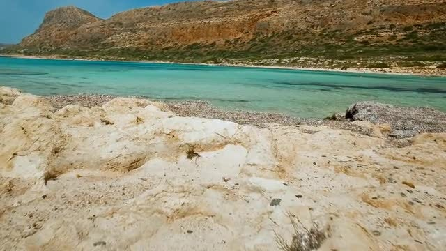 An Amazing Beach: Stock Video
