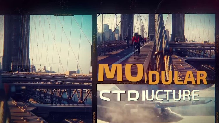Epic reel: After Effects Templates