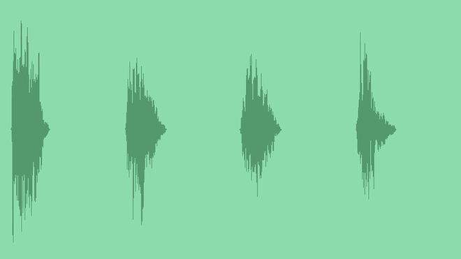 Surf Riding Gamefx: Sound Effects