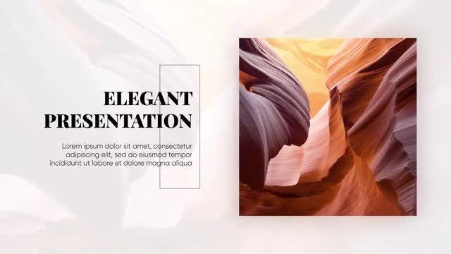 Elegant Presentation - Minimalist Corporate: After Effects Templates