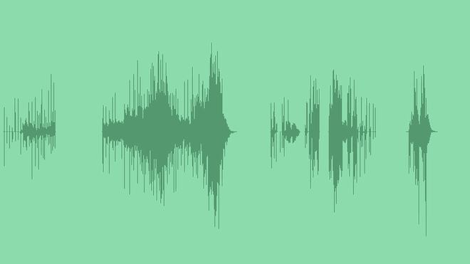 Geiger-Muller Counter: Sound Effects