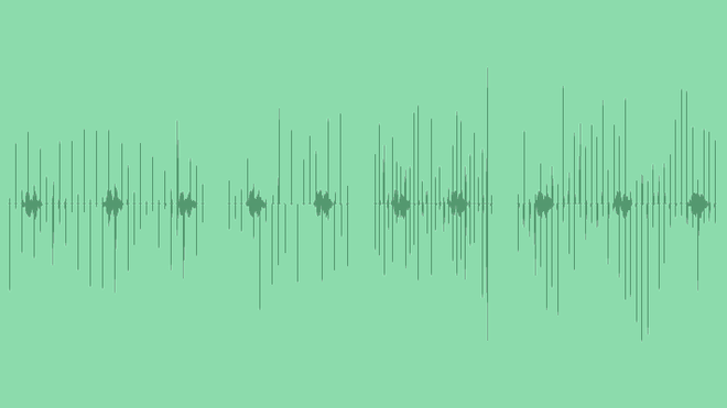 Small Tickers: Sound Effects