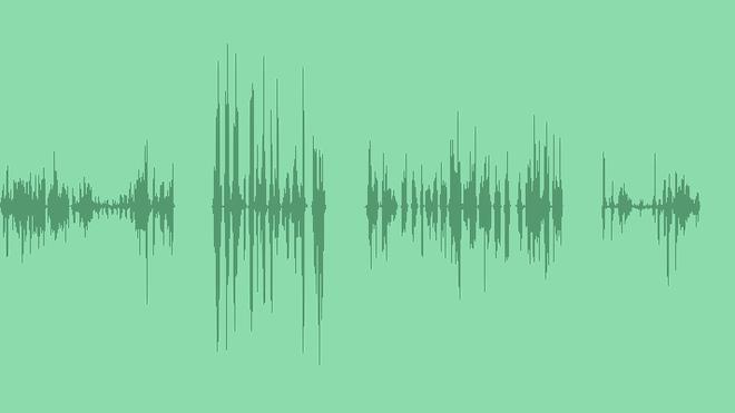 Graphite Draw: Sound Effects