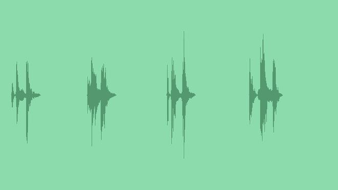 Ui Metallic: Sound Effects