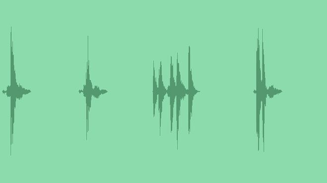 Glassy Notifiers: Sound Effects