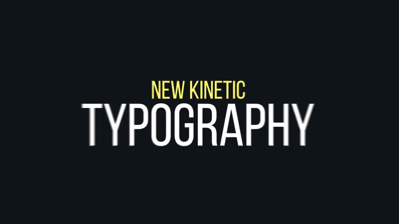 Big Typography Package - After Effects Templates | Motion Array