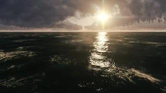 Sea Voyage: Motion Graphics