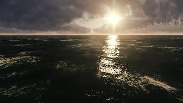 Sea Voyage: Stock Motion Graphics
