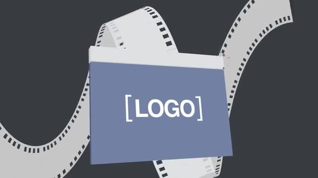 Cinema Logo Reveal: After Effects Templates