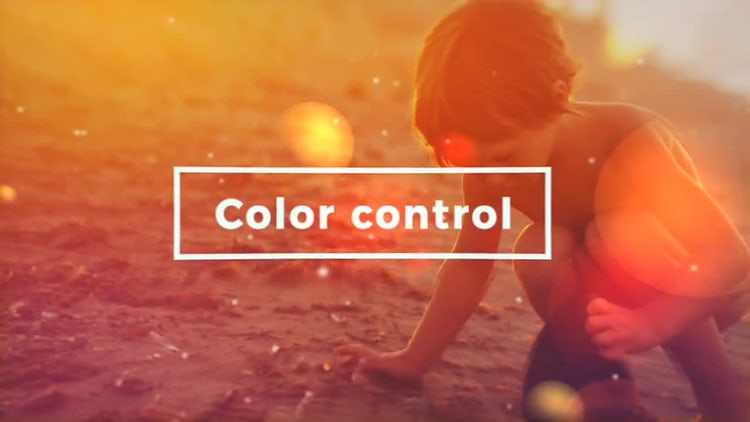 Inspiring Dynamic Slideshow: After Effects Templates