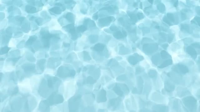 Sunlight On Clear Water: Stock Motion Graphics