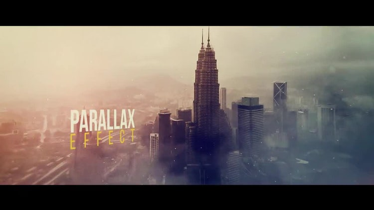 Epic Parallax: Premiere Pro Templates