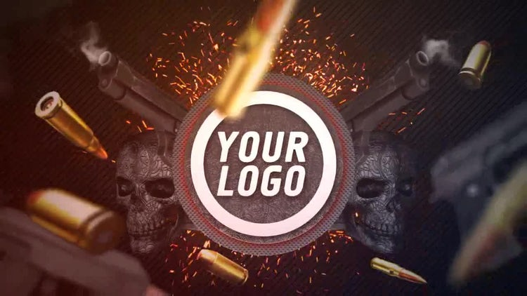 Action Logo: After Effects Templates