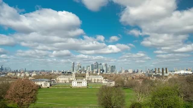 Greenwich: Stock Video