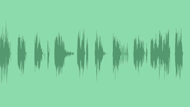 Infographic Production Glitch Pack: Sound Effects