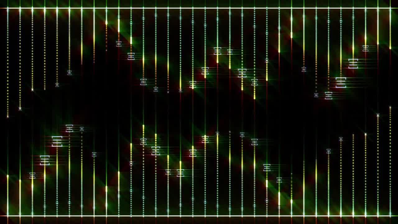 DJ Equalizer Display - Stock Motion Graphics | Motion Array