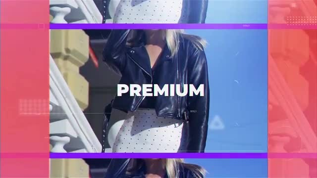 Fashion Zone: After Effects Templates