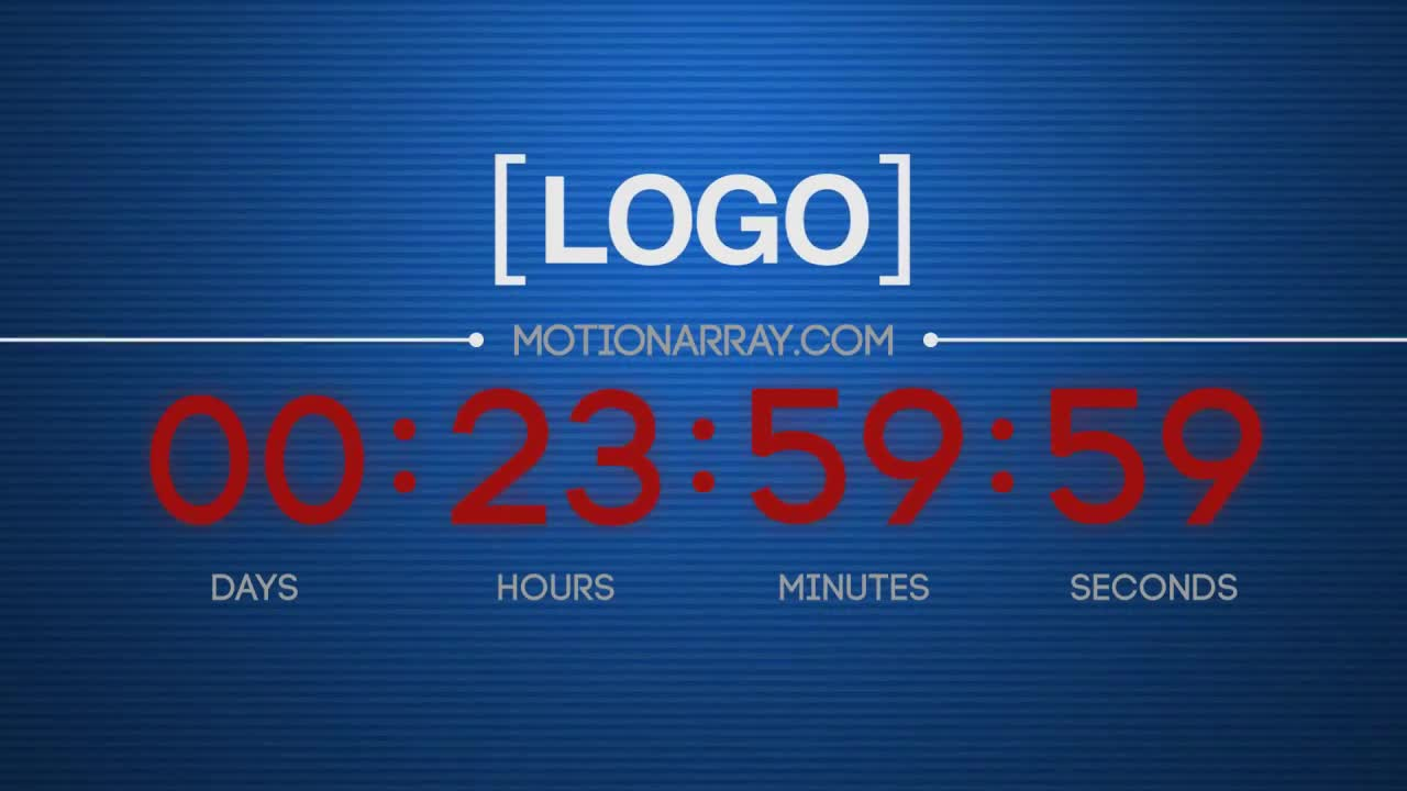 Countdown - After Effects Templates | Motion Array