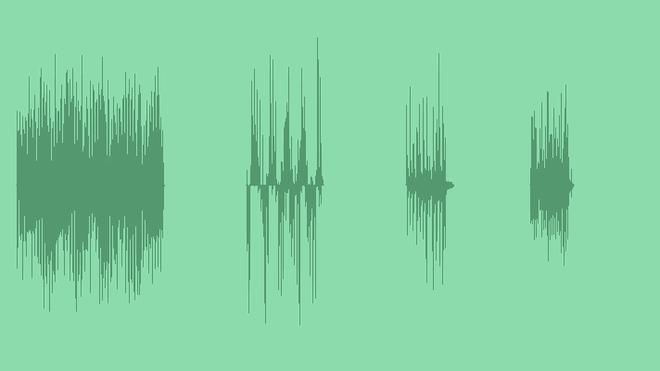 Small Mechanics Rotate Motion: Sound Effects