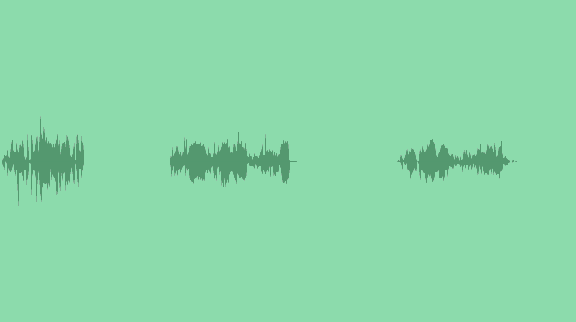 Infographic Glitch Effects: Sound Effects