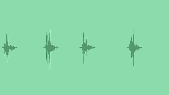 Multi-Media Menu: Sound Effects