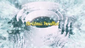 Christmas Parallax Slideshow: After Effects Templates