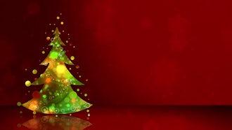 Christmas Tree: Motion Graphics