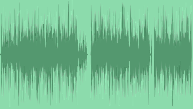 Positive Rock Background: Royalty Free Music