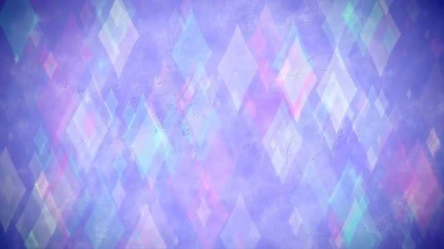 Diamond Lights 4K Wall: Stock Motion Graphics