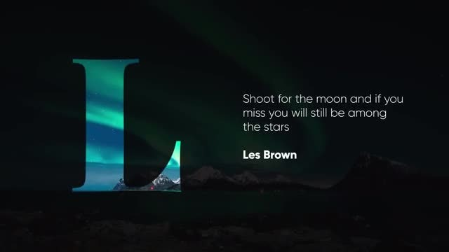 Quotes - Inspiration Slideshow: After Effects Templates