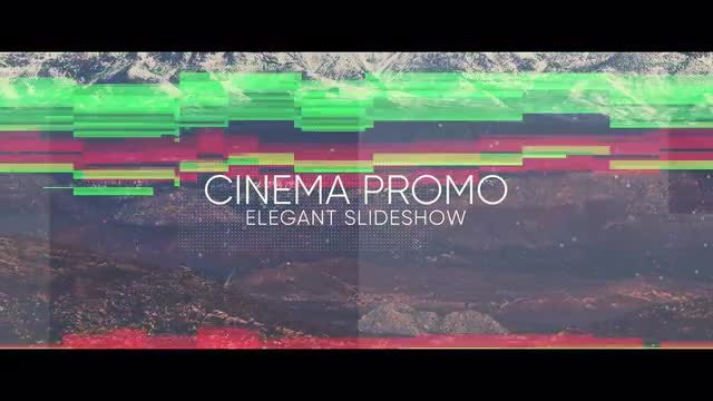 Cinematic Noise Opener: Premiere Pro Templates