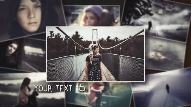 Memory Slideshow - Opener: After Effects Templates