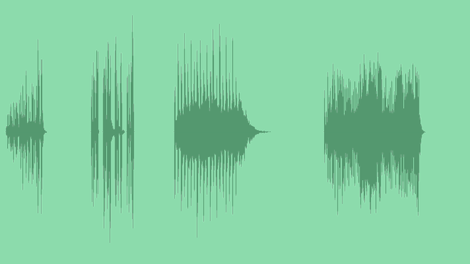 Telemeter - Recording Data: Sound Effects