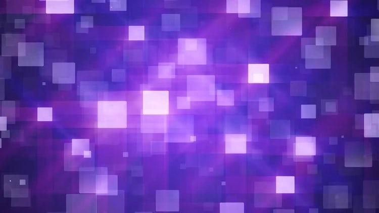 Falling Squares: Stock Motion Graphics