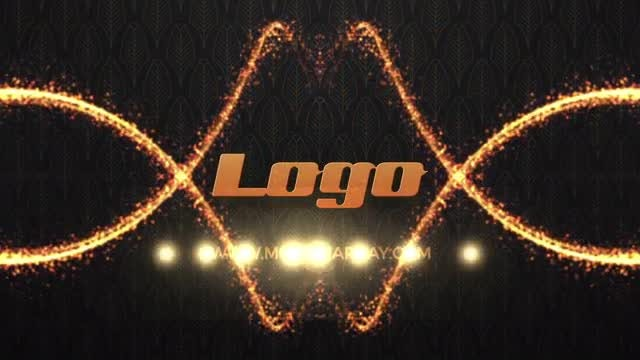 Light Streak Logo: After Effects Templates