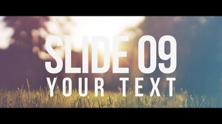 Photo Slider: After Effects Templates