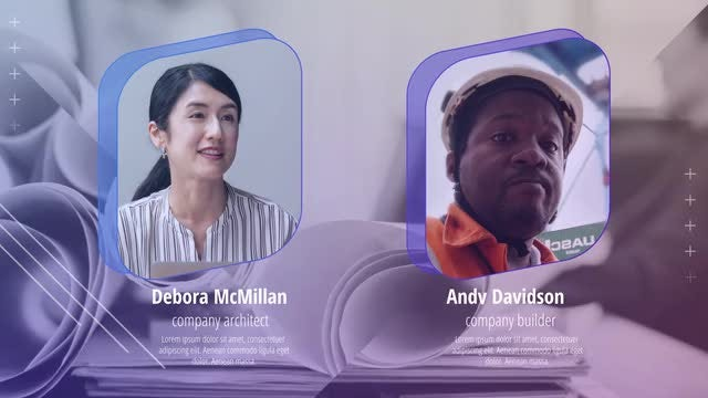 Modern Architect Promo: Premiere Pro Templates