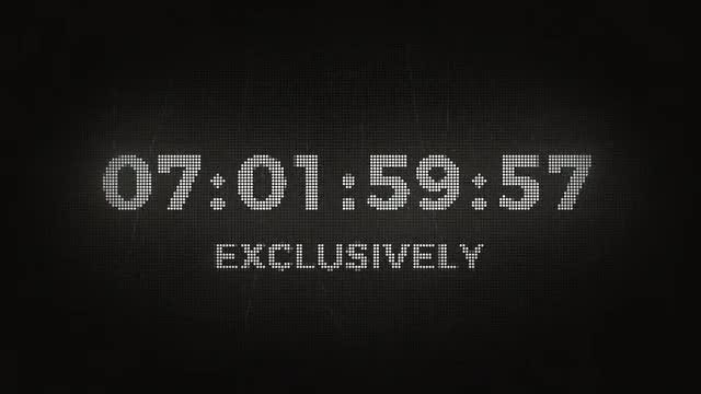 Countdown Clock: After Effects Templates