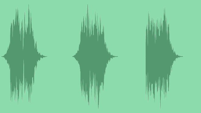Reveal Simple Glitchy Logo: Royalty Free Music
