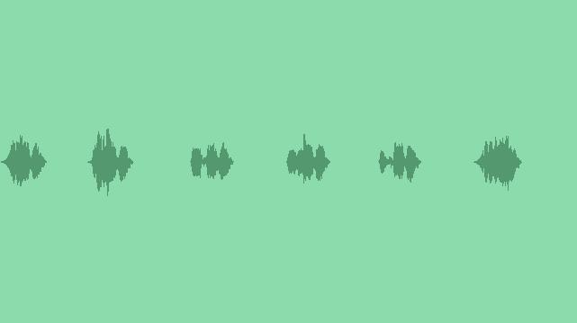 High Tech Message: Sound Effects