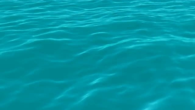 Sea Animation Background: Stock Motion Graphics