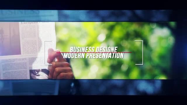 Modern Business Corporate: After Effects Templates
