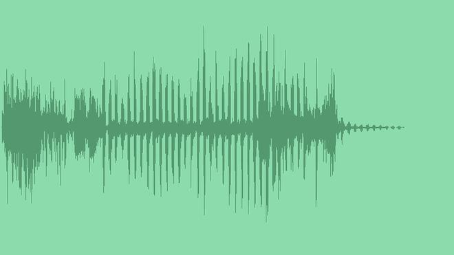 High-Tech Logo: Royalty Free Music