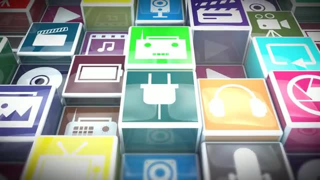 Media Icons Pack - Stock Motion Graphics | Motion Array