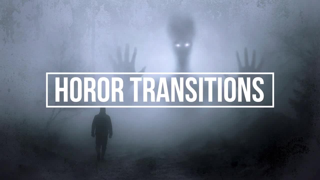 Horror Transitions 209298 + Music