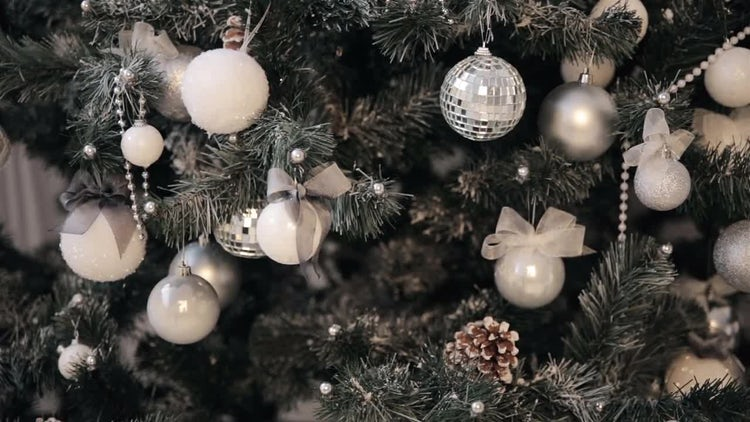 Christmas Background: Stock Video