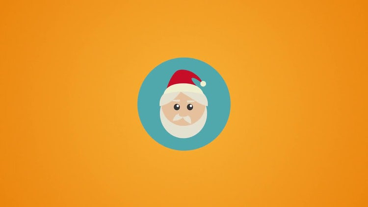 17 Christmas Icons: After Effects Templates