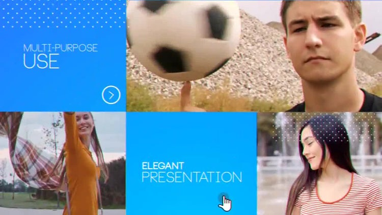 Classic Display: After Effects Templates