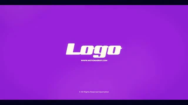 Modern Logo: After Effects Templates