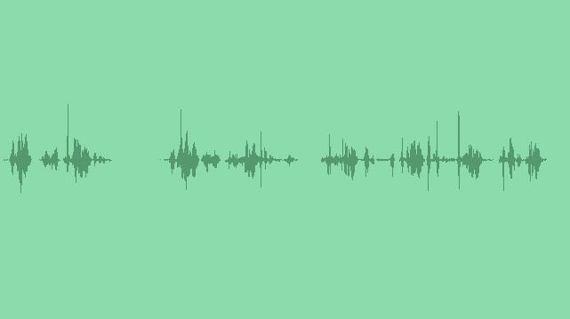 Beast Sniffs: Sound Effects